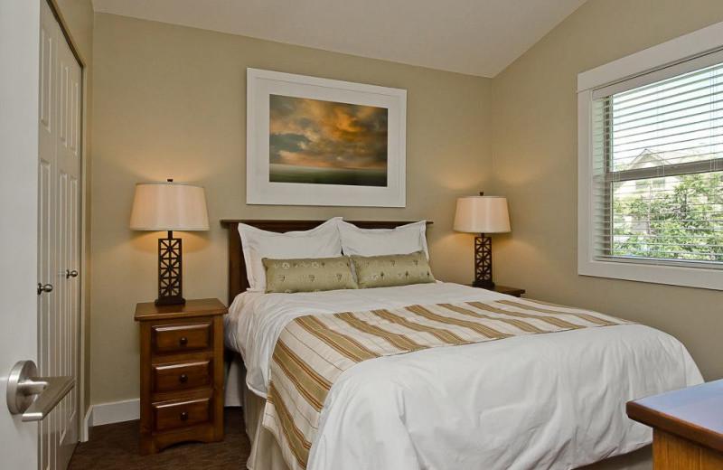 King suite at Oceanside Village Resort