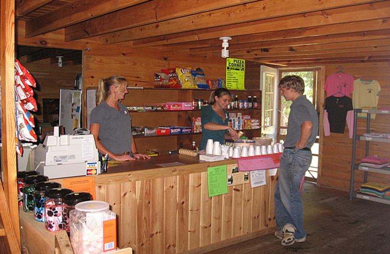 Store at Little Norway Resort.