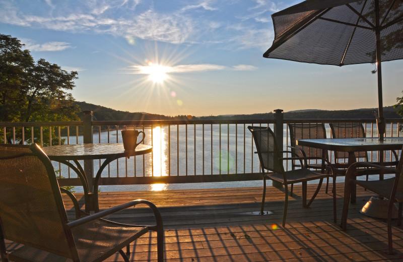 Deep Creek Lake Sunrise
