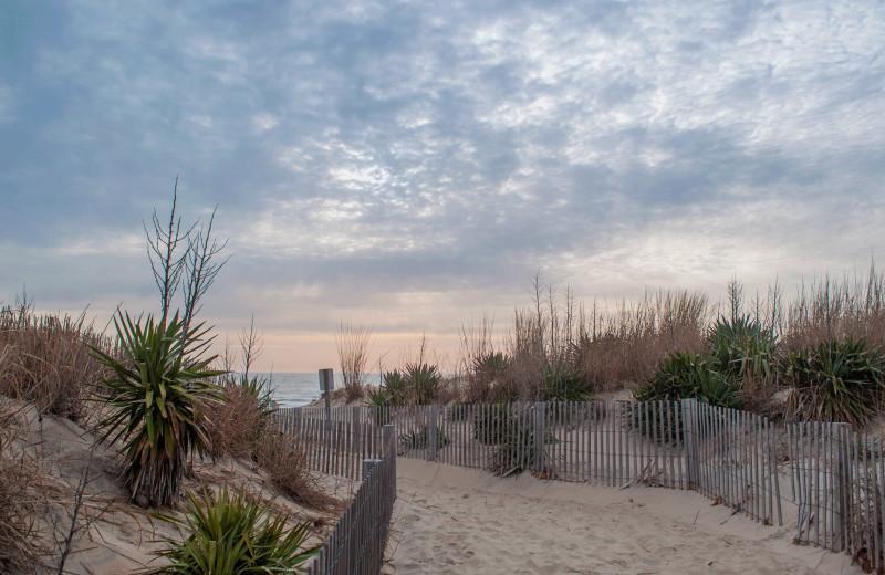 Beach at CBVacations.com