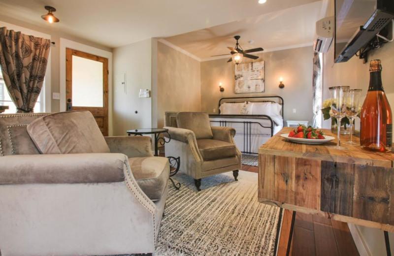 Rental interior at Vacasa Fredricksburg.