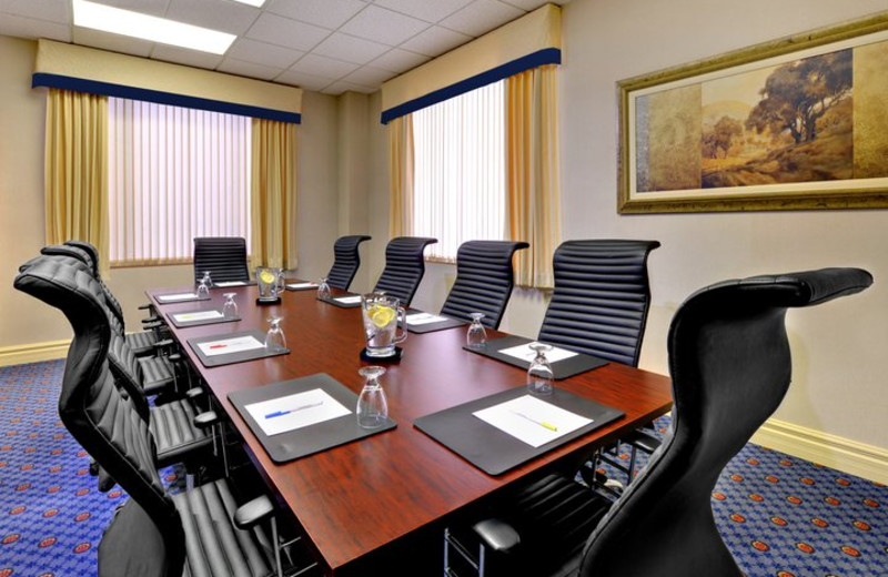 Conference Room at Four Points by Sheraton St. Catharines Niagara Suites
