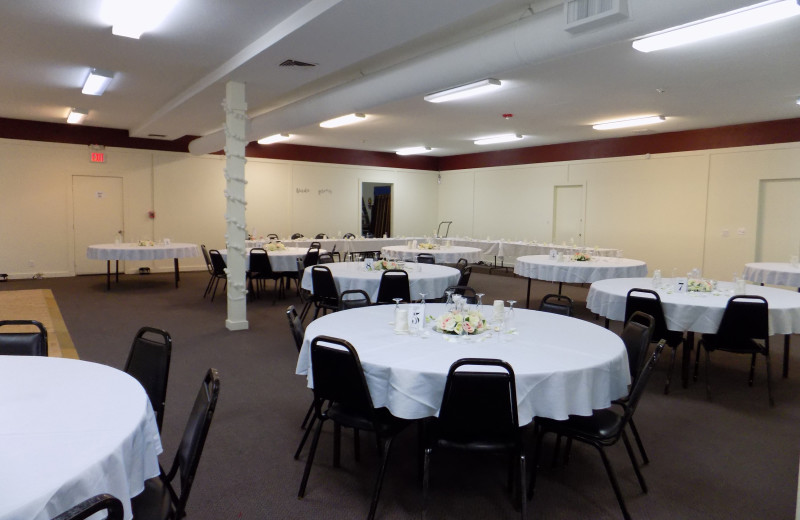 Conference at Chautauqua Lodge.