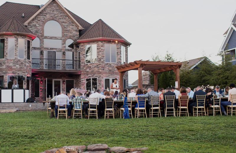 Weddings at Railey Vacations.