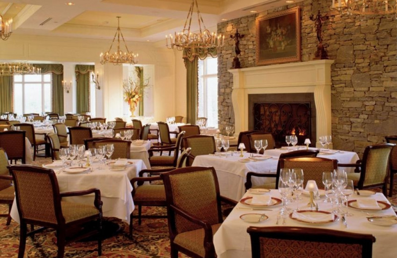 Dining near The Residences at Biltmore.