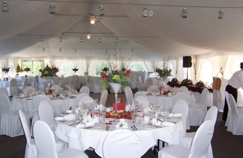 Weddings at Rocky Crest Golf Resort