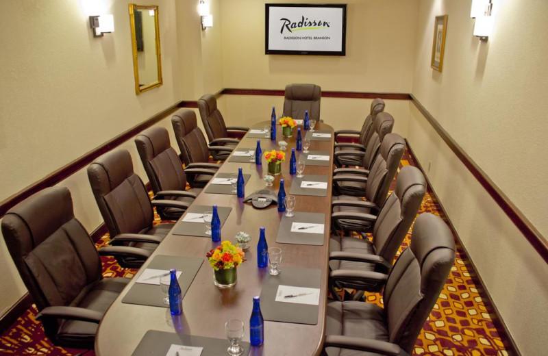 Meetings at Radisson Hotel Branson