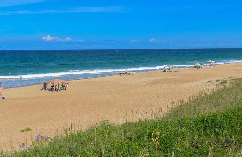 Beach at Joe Lamb Jr.