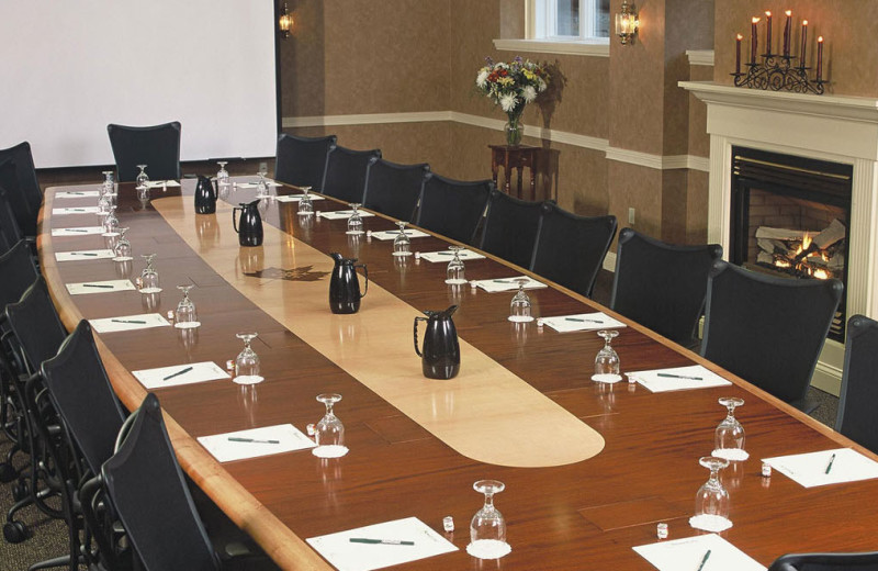 Executive Boardroom at Stoweflake Resort & Spa