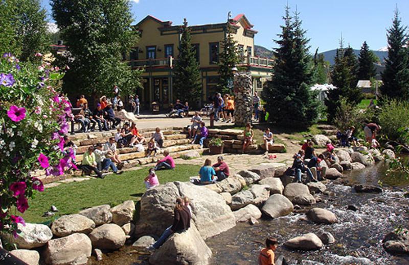 Summer time at Summit Vacations.