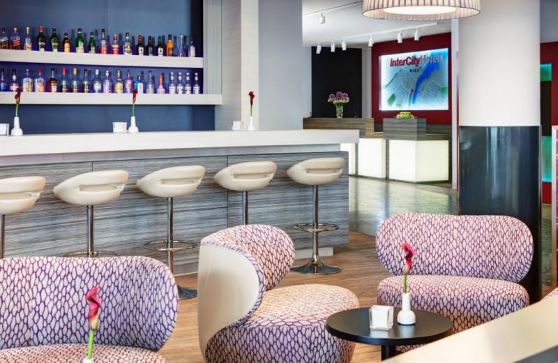 Lobby at Inter City Hotel Kiel.