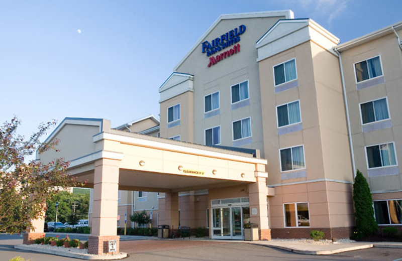 Welcome to Fairfield Inn & Suites Wilkes-Barre Scranton