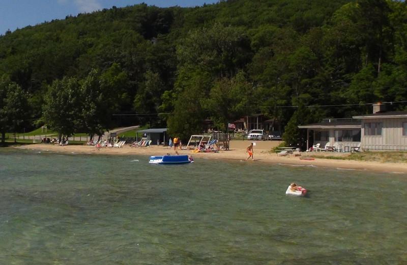 Beach View Chimney Corners Resort