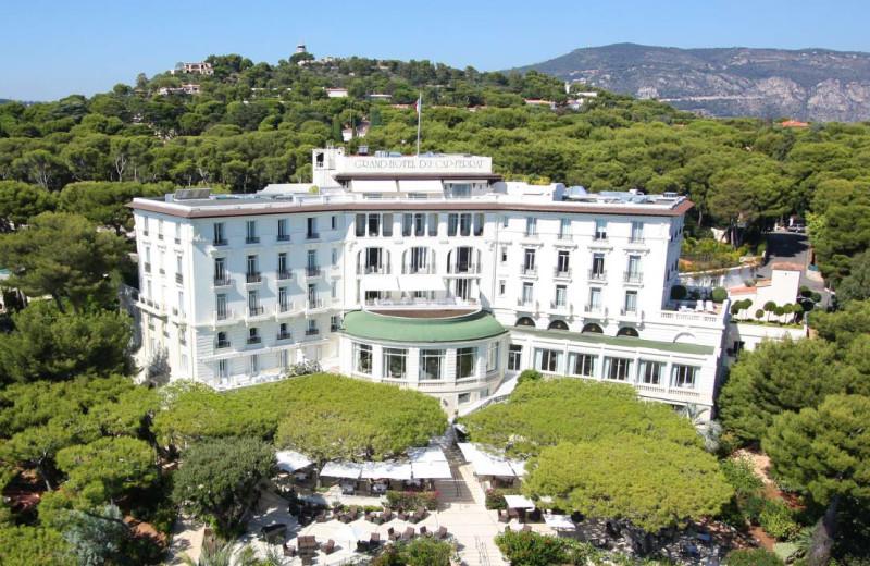 Exterior view of Grand Hotel du Cap-Ferrat.