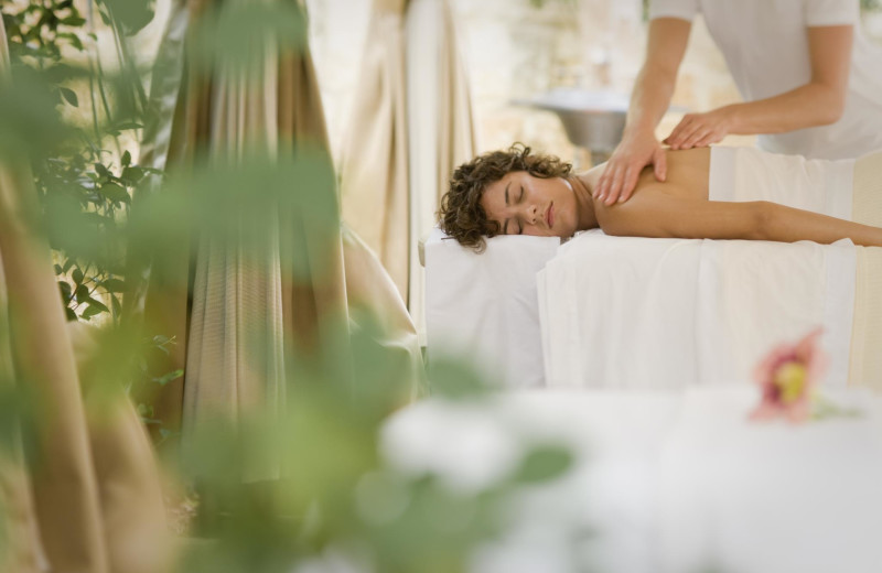 Massage Services at Lake Austin Spa Resort