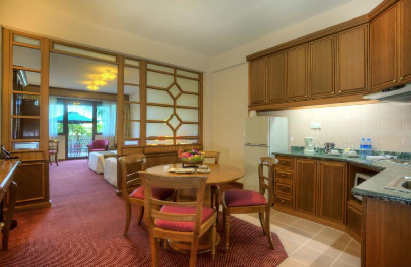 Suite at Sunway Hotel - Phnom Penh.