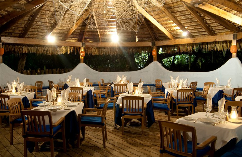 Dining Area at Barcelo Puerto Plata
