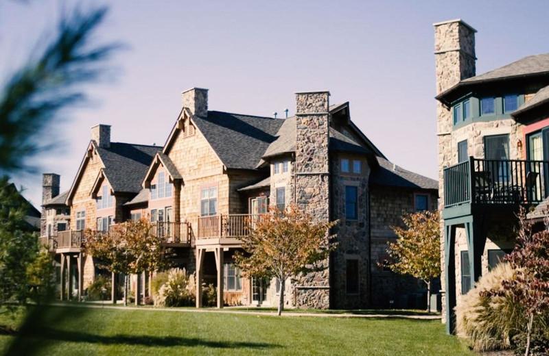Exterior at Mountain Creek Resort.