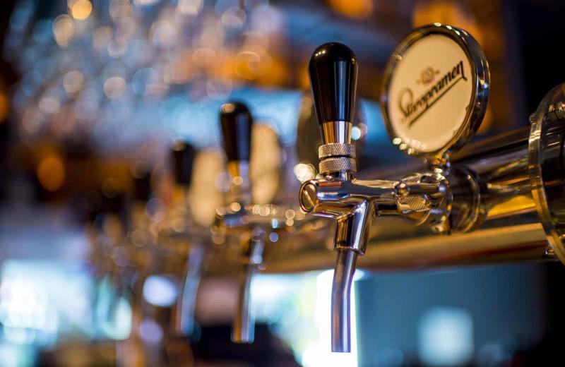Bar at Lost Lake Lodge.
