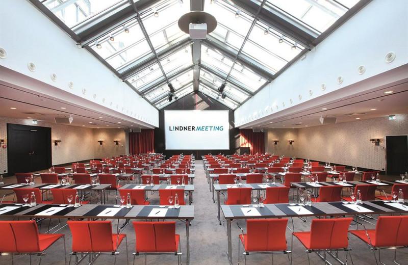 Conference at Lindner Congress Hotel Frankfurt.
