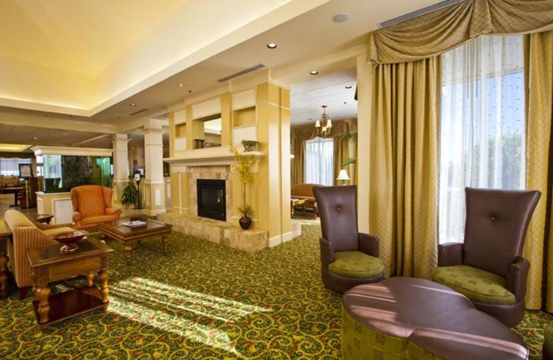 Resort lobby at Gold Key Resorts.