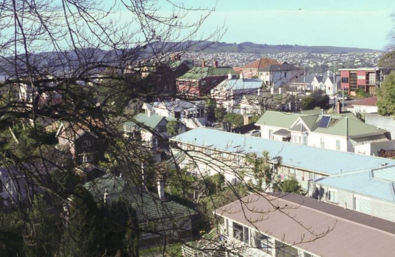 View from Barnett Lodge.