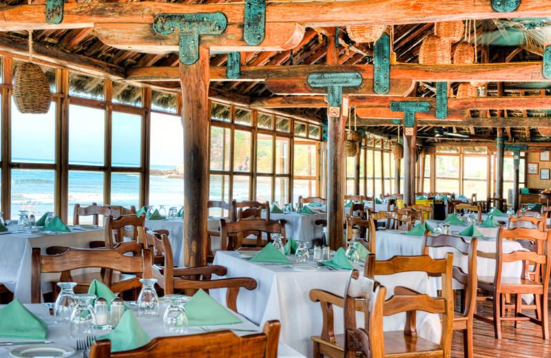 Dining at Pueblo Bonito Mazatlán