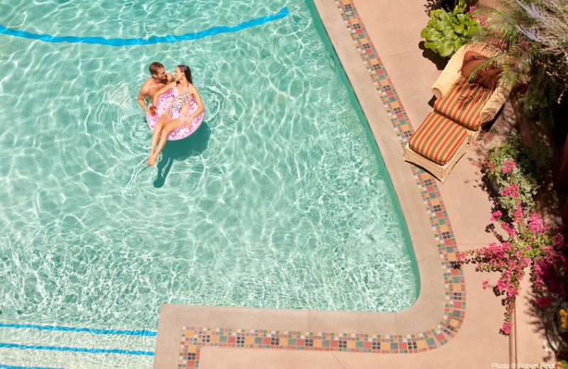 Outdoor Pool at La Fonda on the Plaza