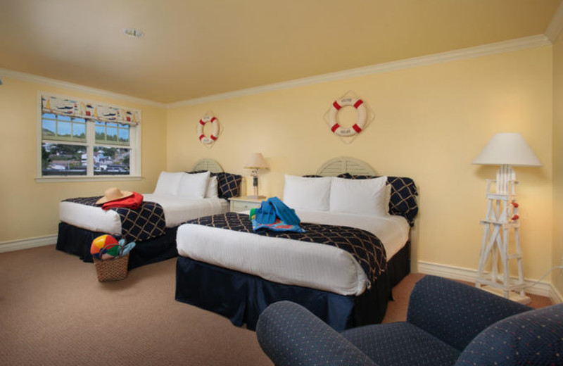 Guest Room at Avila Lighthouse Suites