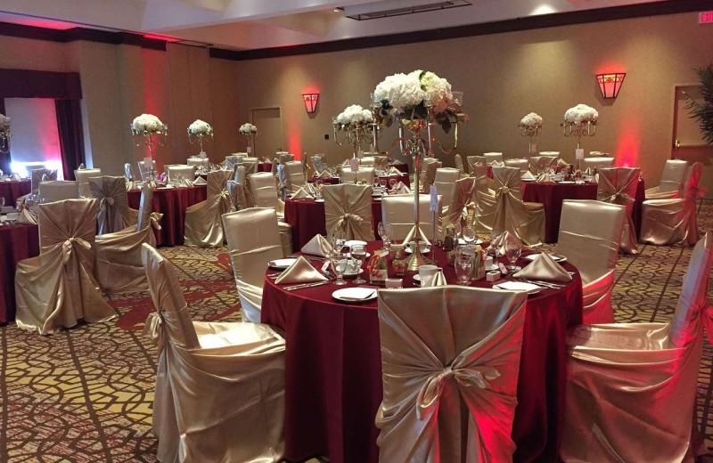 Weddings at DoubleTree Fallsview Resort & Spa by Hilton - Niagara Falls.