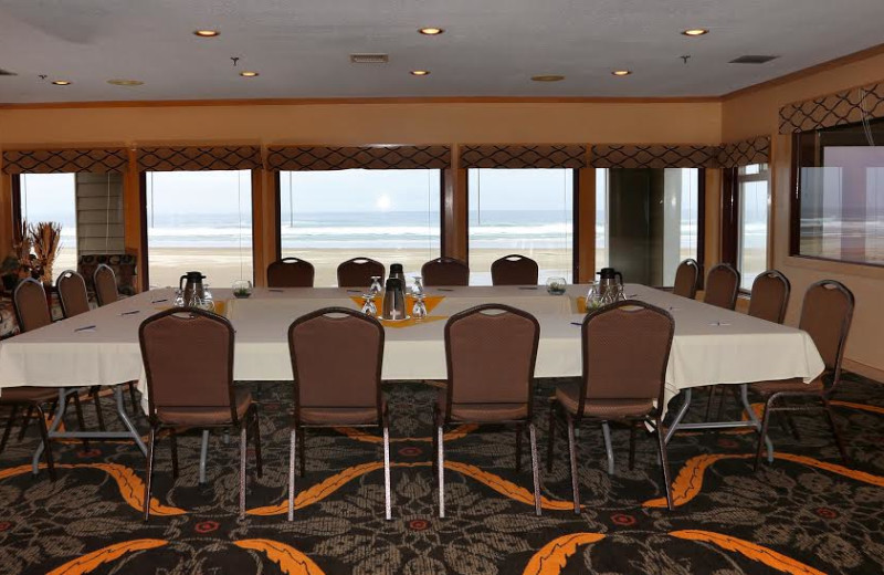 Meetings at Driftwood Shores Resort and Conference Center.