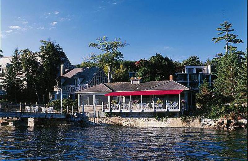 Exterior View of Bar Harbor Regency