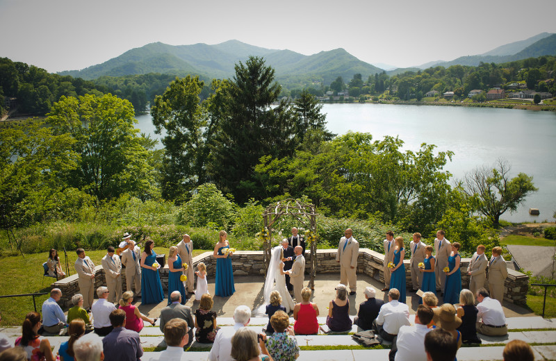 Weddings at Inspiration Point at Lambuth Inn.