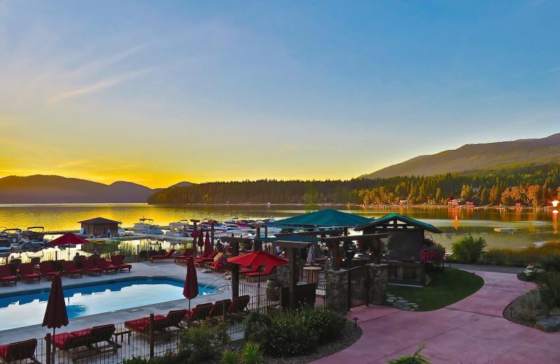 Spa at The Lodge at Whitefish Lake.