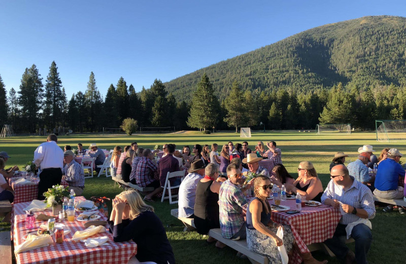 Reunions at Black Butte Ranch.
