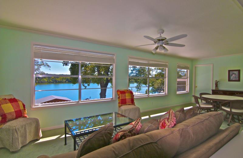 Azure Relaxin on LBJ Big House - Upstairs Master Bedroom Bonus Room