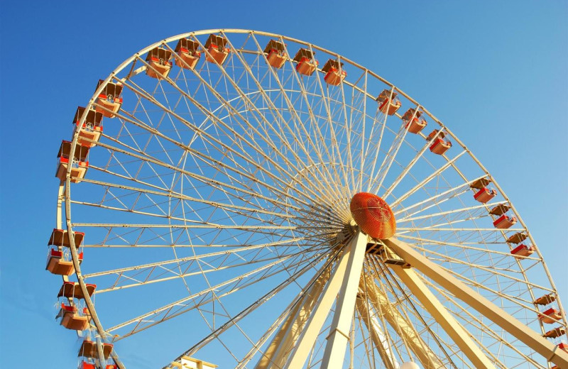 Ferris wheel at Shalimar Resort and Conference Center.