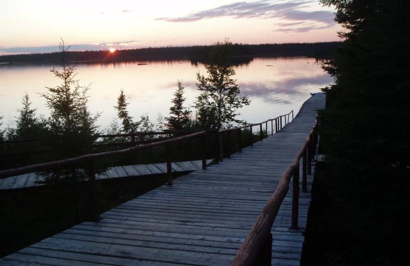 The Lake at Evergreen Lodge