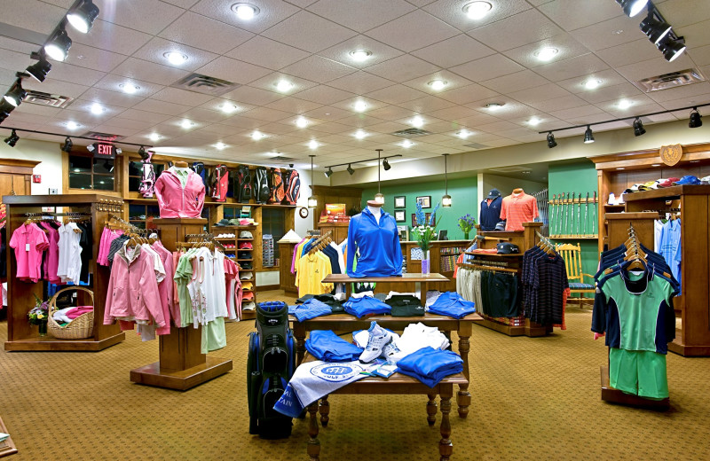 Shop at Crystal Mountain Resort.