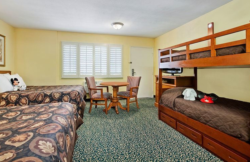 Kid's room at Del Sol Inn