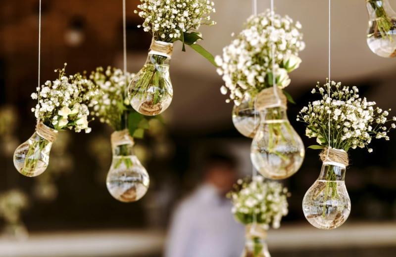 Wedding at Del Lago Resort