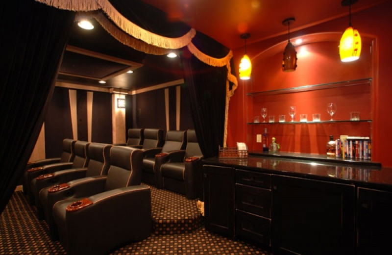 Rental movie theater at Pagosa Springs Accommodations.
