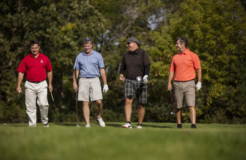 54 Holes of Wisconsin's Best Golf