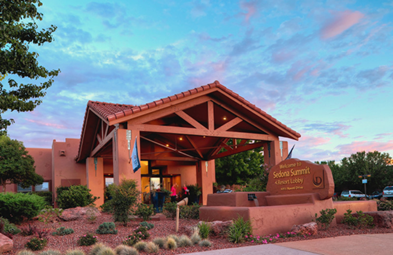 Exterior view of Sedona Summit.