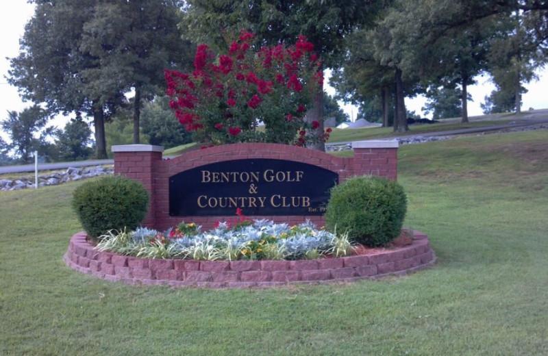 Benton Golf & Country Club near King Creek Resort & Marina.