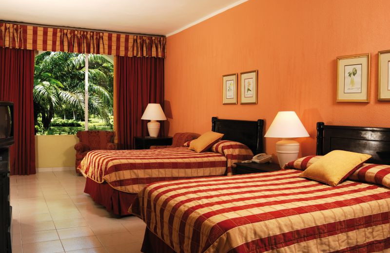 Double Suite at Barceló Capella Beach