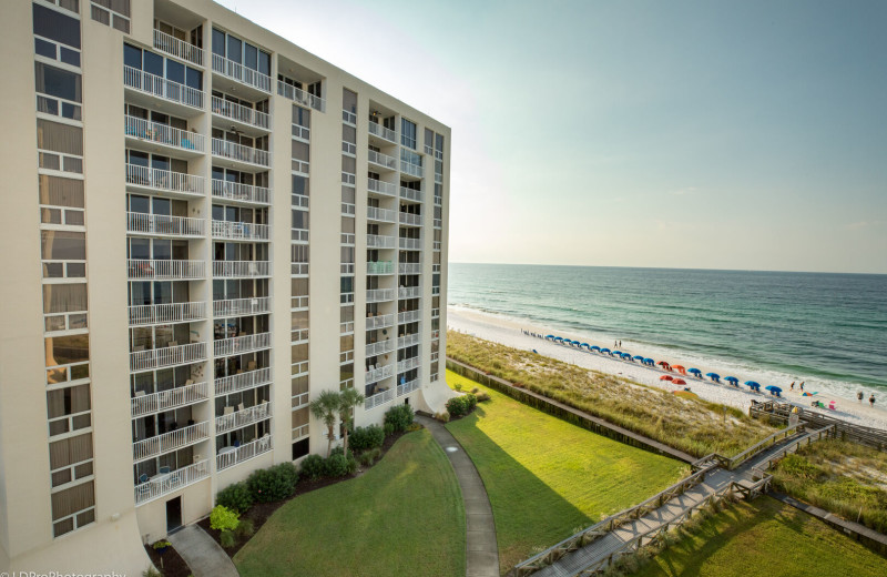 Rental exterior at Holiday Isle Properties, Inc.