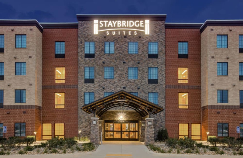 Exterior at Staybridge Suites - Benton Harbor.