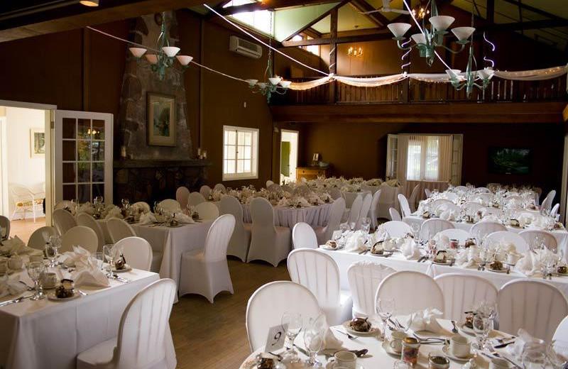Weddings at The Briars.