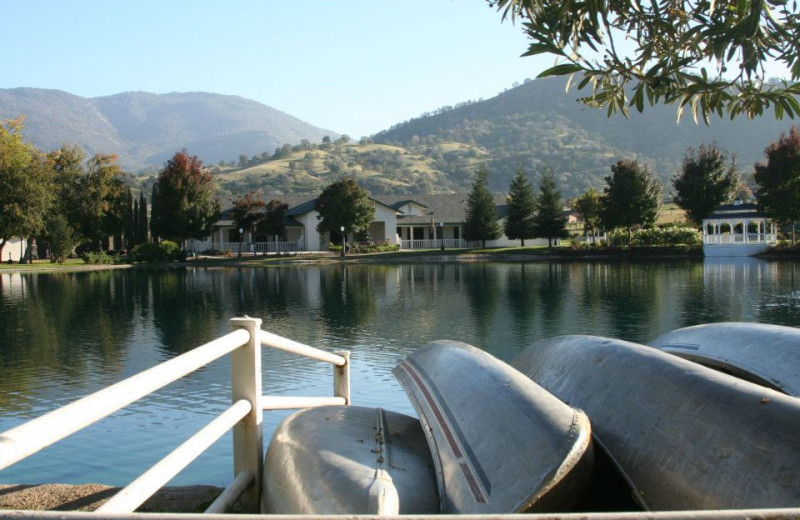 Get out on the Water at Wonder Valley Ranch